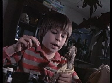 Joe Hill in Creepshow
