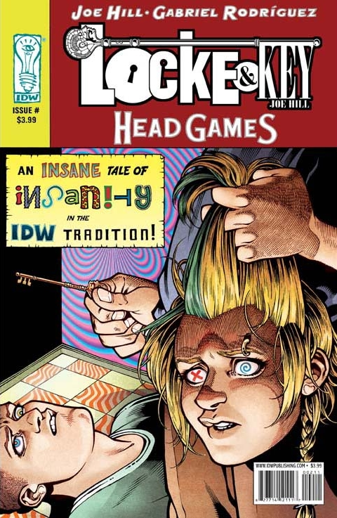 Cover von Head Games #3